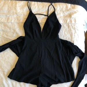 Brand new romper with tags